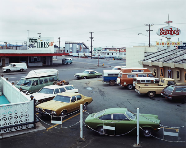An Interview with Stephen Shore by Aaron Schuman