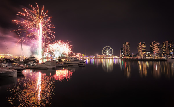 The Guide to Photographing Fireworks