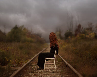 Intelligent & Conceptual Portrait Photography By Patty Maher