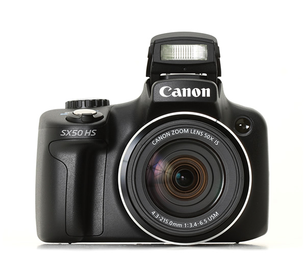 Canon Powershot SX50 HS - 5 Most Popular Compact Cameras for Travel Photography
