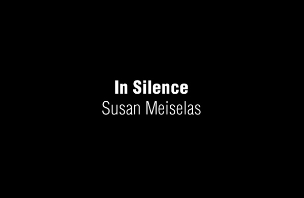 In Silence - Maternal Mortality in India by Susan Meiselas