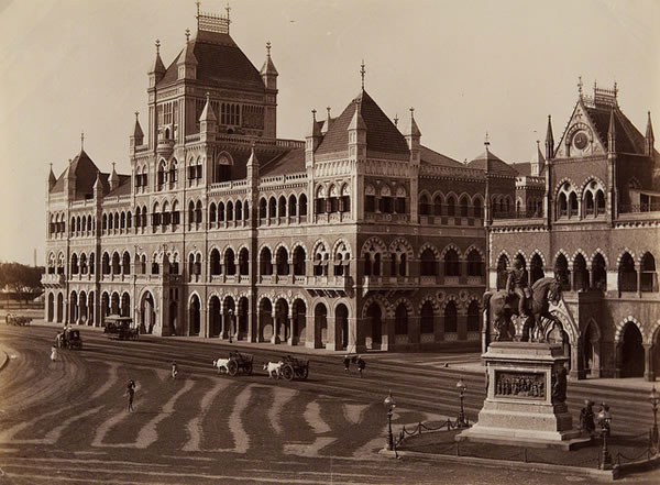 Elphinstone College and Sassoon Library - Late 19th Century
