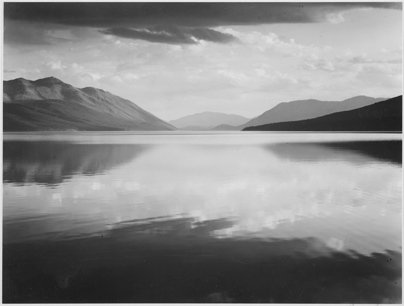 Ansel adams inspiration from masters of photography
