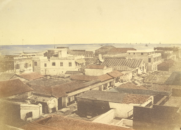 Mount Road - Madras (Chennai) - 1905