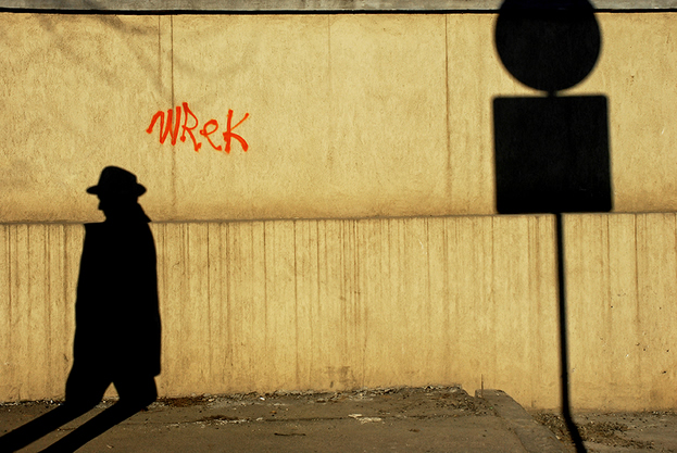 Wrek - Great Examples of Shadows in Street Photography