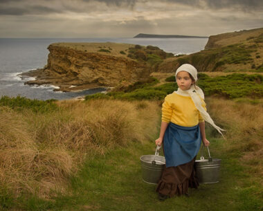 This Brilliant Dad Shoots Classic Pictures Of His Daughter Inspired From Old Oil-Paintings