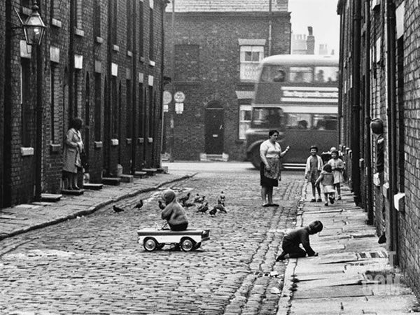 Shirley Baker - Inspiration from Masters of Photography
