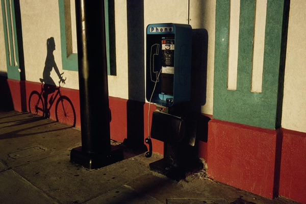 Constantine Manos - Inspiration from Masters of Photography
