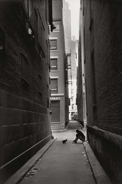 Great Black and White Photos from Masters of Photography