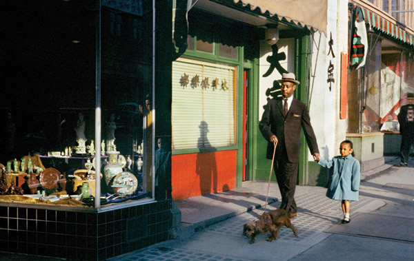 Fred Herzog - Inspiration from Masters of Photography