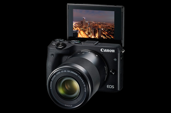 Redefining Mirrorless Cameras with Canon EOS M3