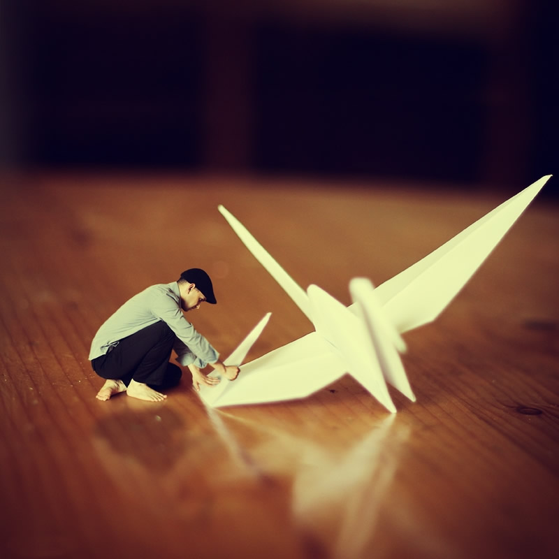 Creative and Conceptual Photography by Achraf Baznani