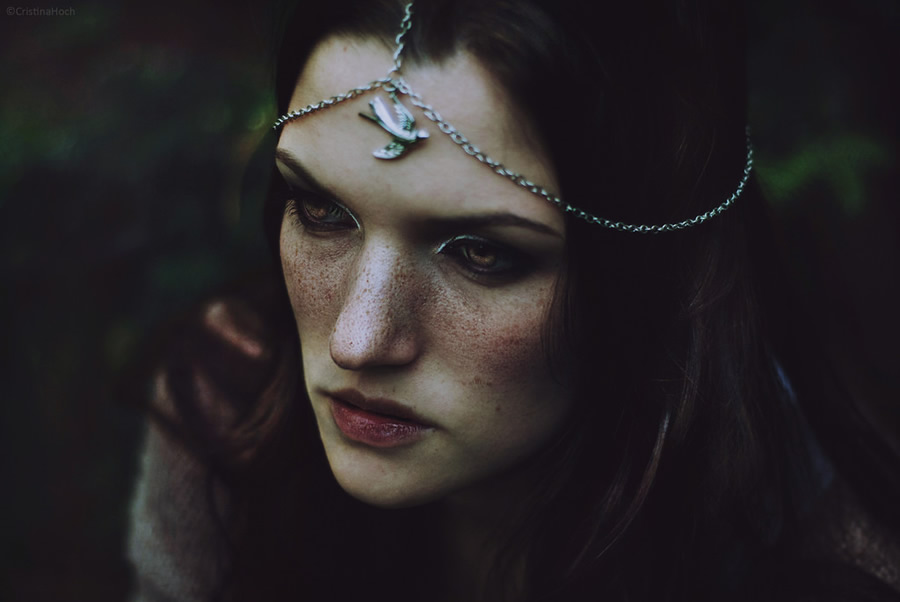 Cristina Hoch - Stunning Fine Art Portraits By 22 Years Old Spanish Photographer