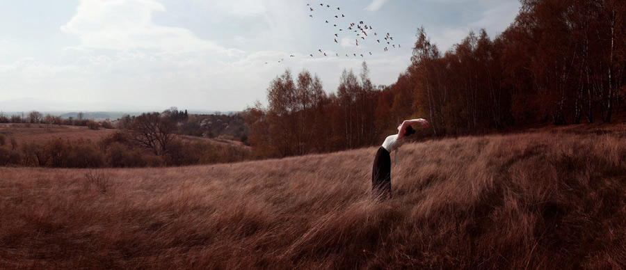 Anne Krämer - Incredible Young Fine Art Portrait Photographer From Germany