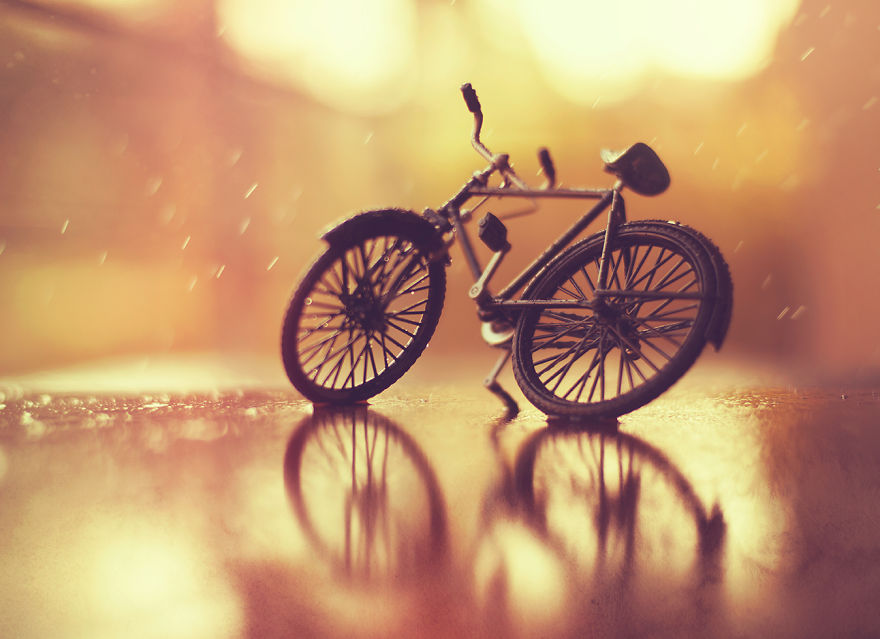 Ride For A Rainy Day