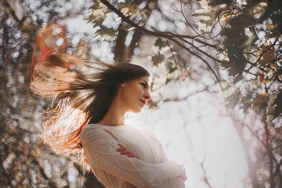 Juli Fade - This Russian Photographer Believes Natural Light Is Magical And Proves It Too