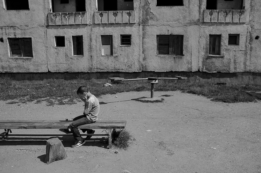 The New Town - Photo Series By Romanian Photographer Oliver Merce