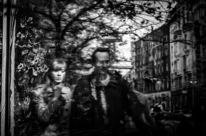 Gina Maragoudaki - This Street Photographer From Athens Tells Us How To Find Calmness In Chaos