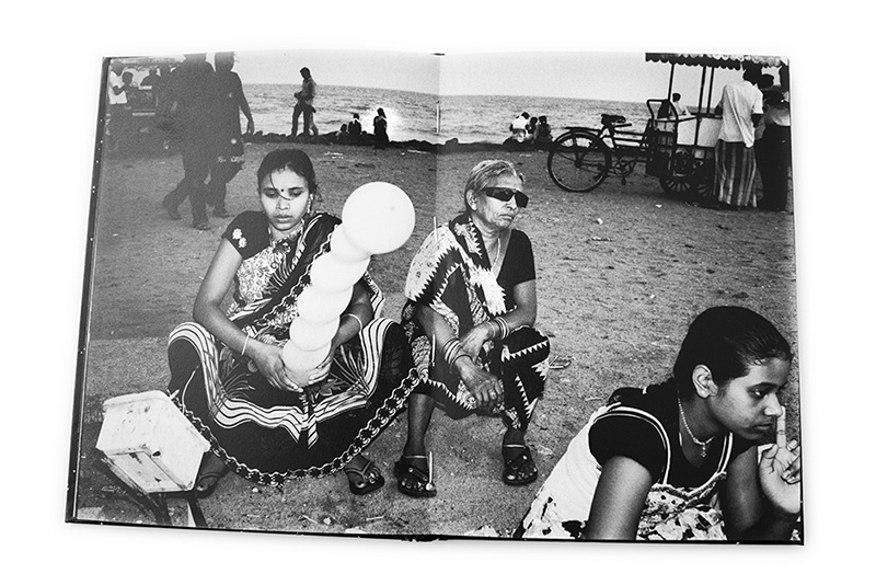 Fragments of a Spinning Rock: Kaushal Parikh's Ten Years of Photographic Life