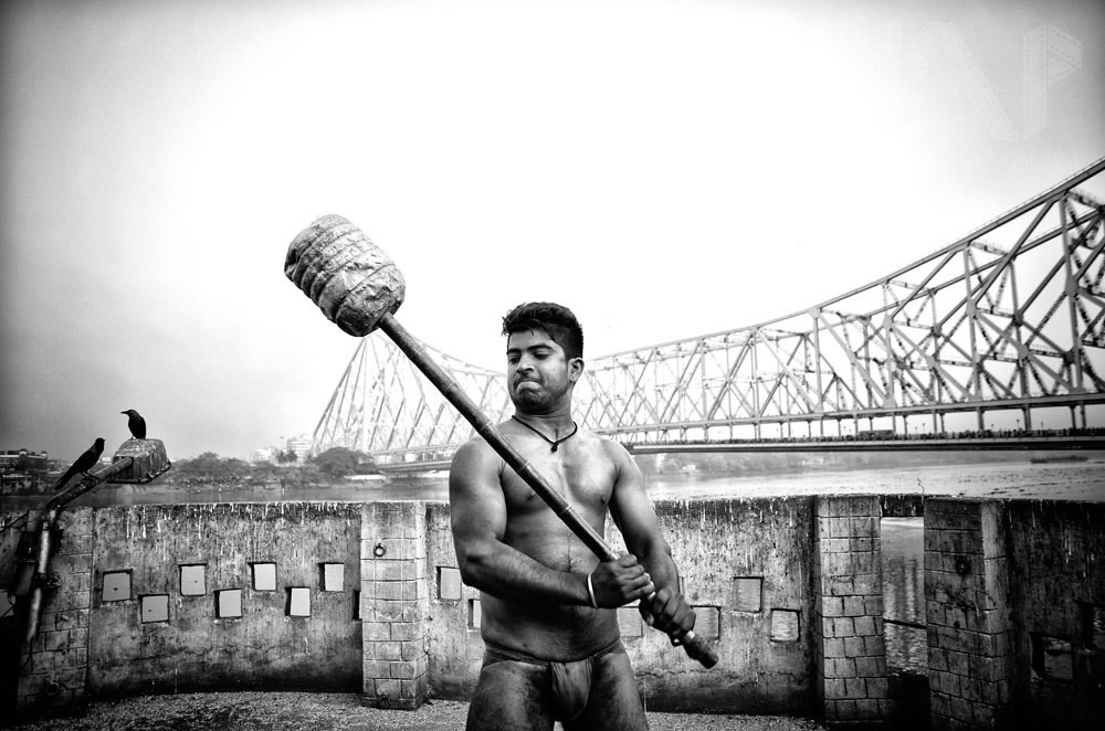 Kushti: The Indian Traditional Wrestling - Photo Sereies By Indranil Aditya