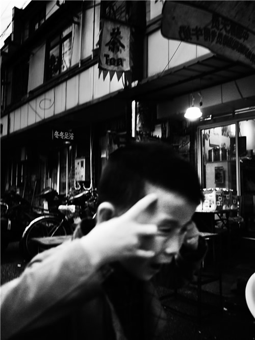 Invisible Theatre - Street Photography Series By Chinese Photographer Tim Gao