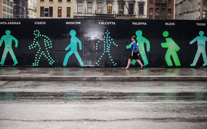 New York City In Color - Photo Series By Sudarshan Mondal