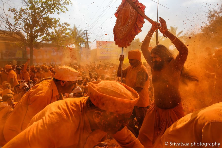 Haldi Festival Of The Shepherd Community - Photo Series By Srivatsan Sankaran