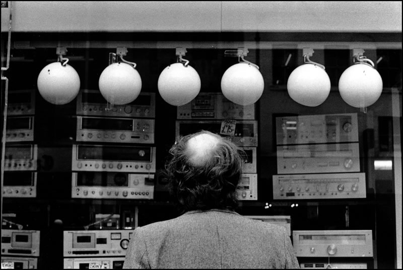 Street Photography and The Art of Composition