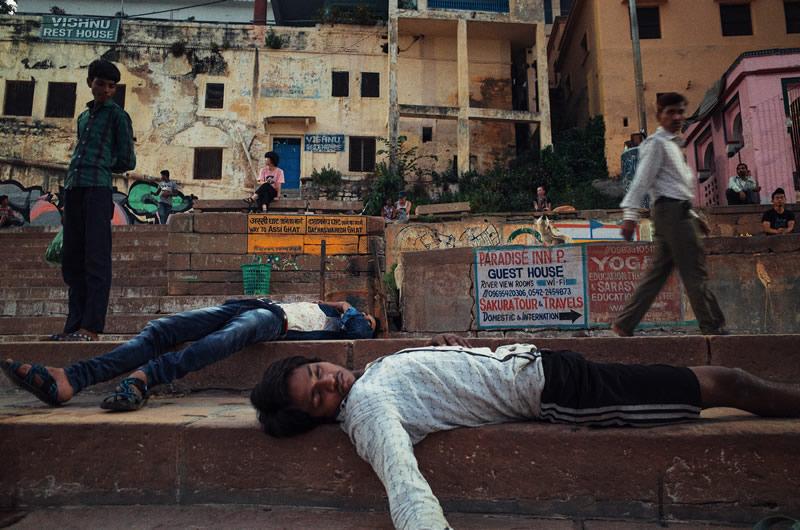 Yajun Hu - Street Photographer from China