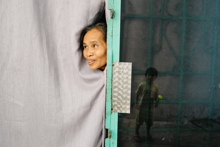Ho Chi Minh City, Vietnam - Street Photography and the art of composition photos