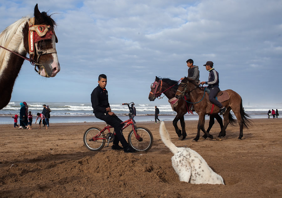 Casablanca - Street Photography and the art of composition photos