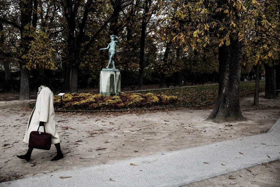 Paris - Street Photography and the art of composition photos