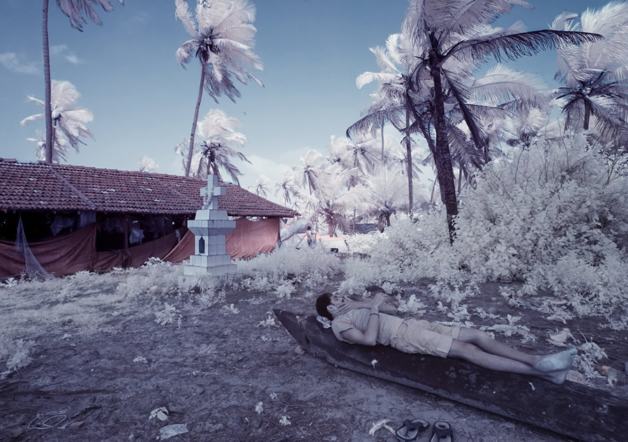 Goa - Through Photographer's Eye: Infrared Photography Series By Nimit Nigam