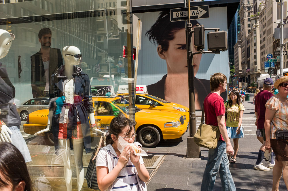 Ed Peters - Street Photographer from New York