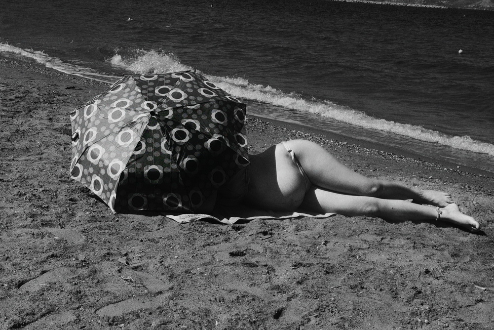 Maria Spyropoulou Street Photographer From Athens