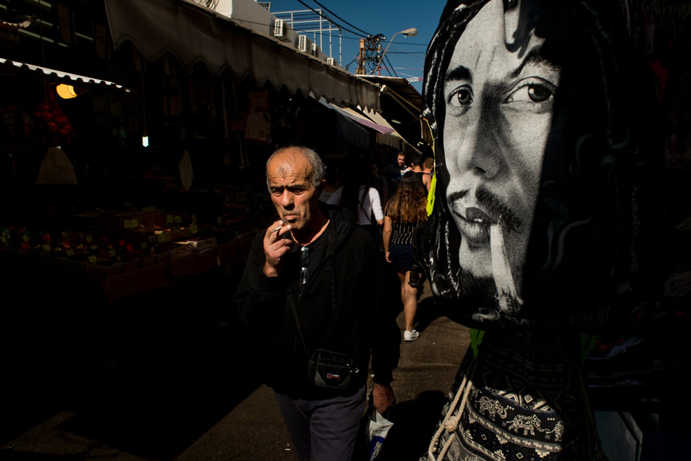 An Intimate Interview With Street Photographer Ilan Burla By Arek Rataj