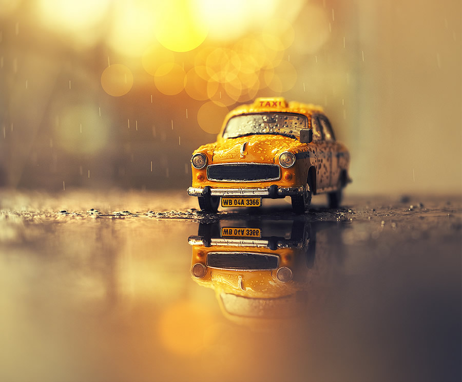 The yellow cab - Best Top Photos on 121 Clicks Flickr Group