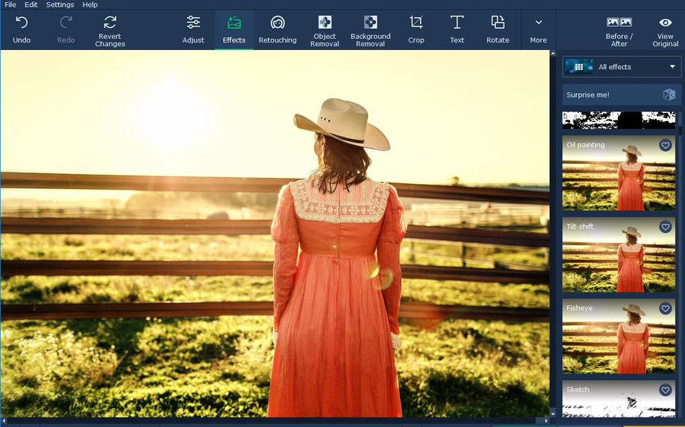 How To Start Editing Photos Easily With Movavi Photo Editor