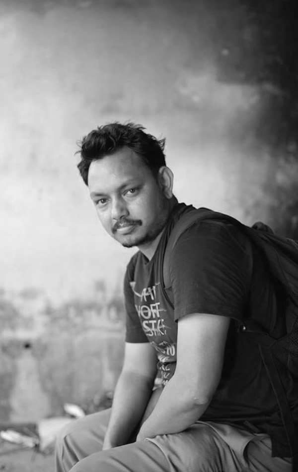An Intimate Interview With Street Photographer Swarat Ghosh By Arek Rataj