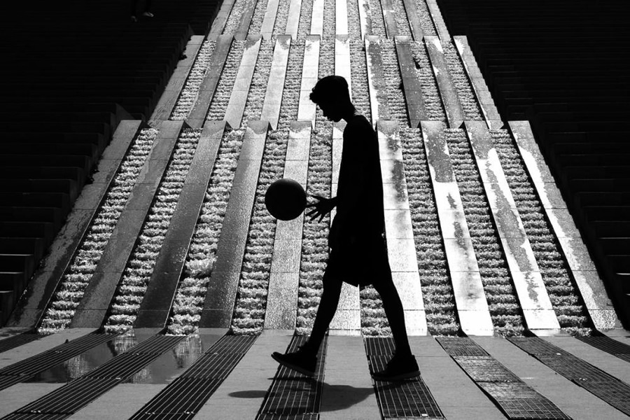 Street Photography and The Art of Composition Photos