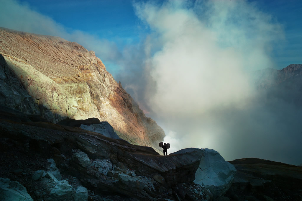 Mountain Of Fire - Trials And Tribulations: Photo Series By Pravin Tamang
