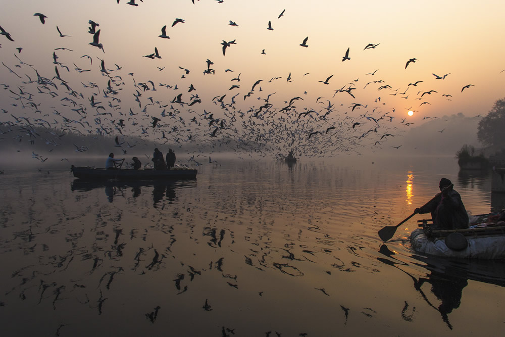 Other Side Of The Bank: Photo Series By Indian Photographer Jai Thakur