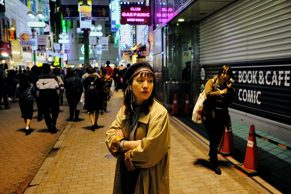 In Bloom: Japan Street Photography Series By Dmitry Stepanenko