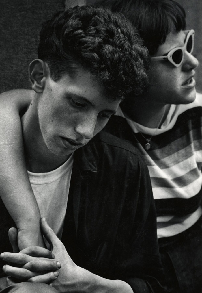 Dave Heath - Inspiration From Masters Of Photography