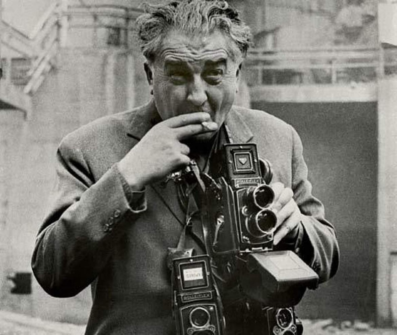 Toso Dabac - Inspiration From Masters Of Photography