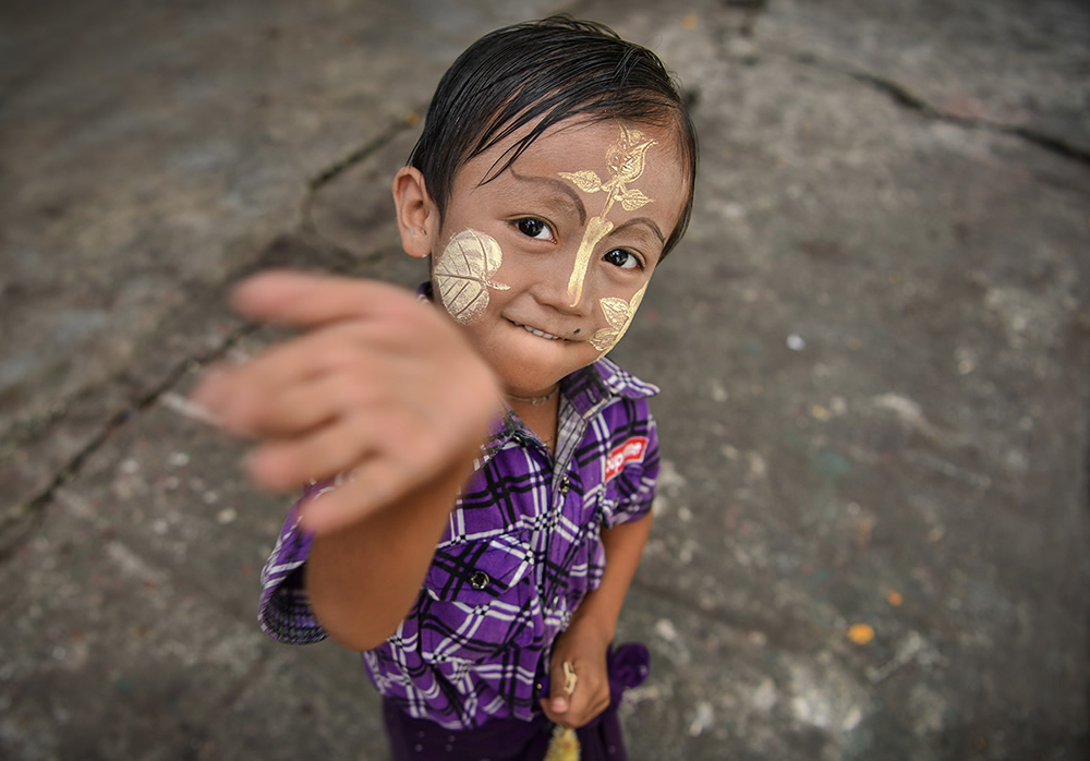 Faces Of Myanmar: Photo Series By Tania Chatterjee