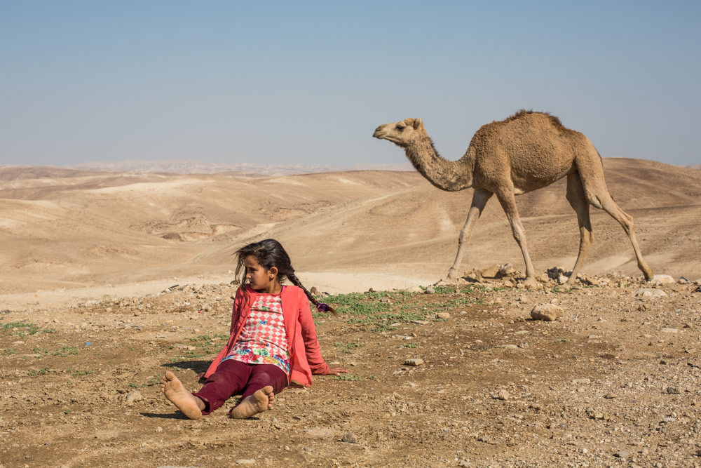 Daily Life Of A Nomadic Young Girl: Photo Series By Gabi Berger
