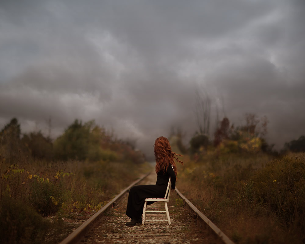 The Quiet Storm – Exploration Of Internal Struggle: Photo Series By Patty Maher