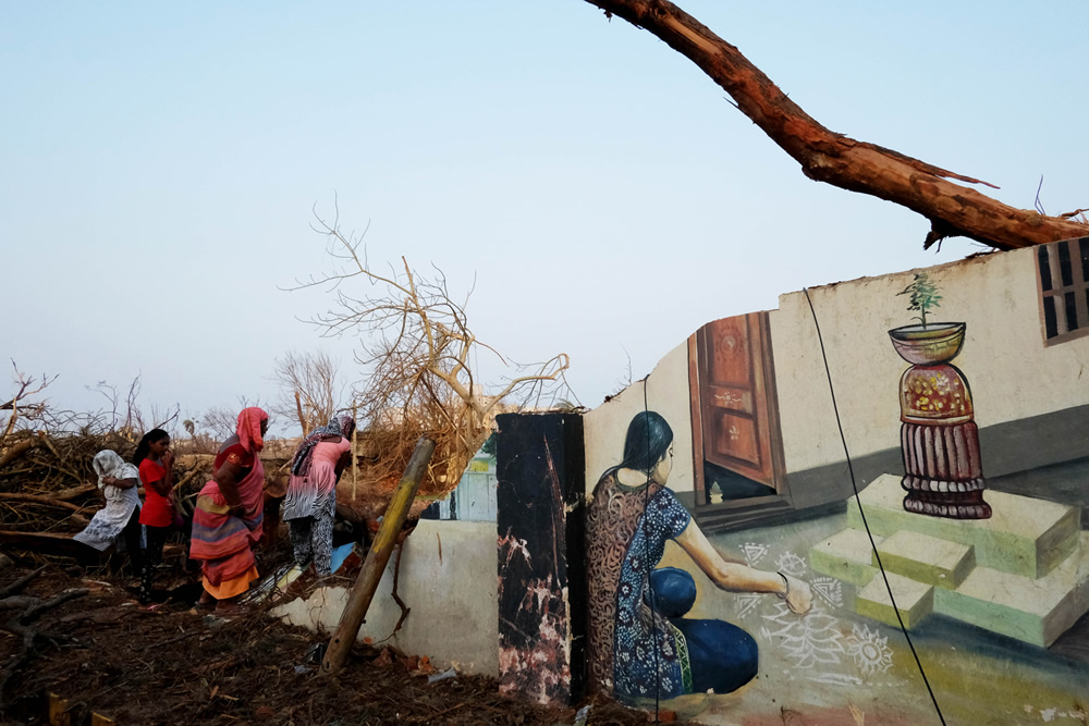 Trapped Voices: A photographer's Depiction Of The Horror - Cyclone Fani
