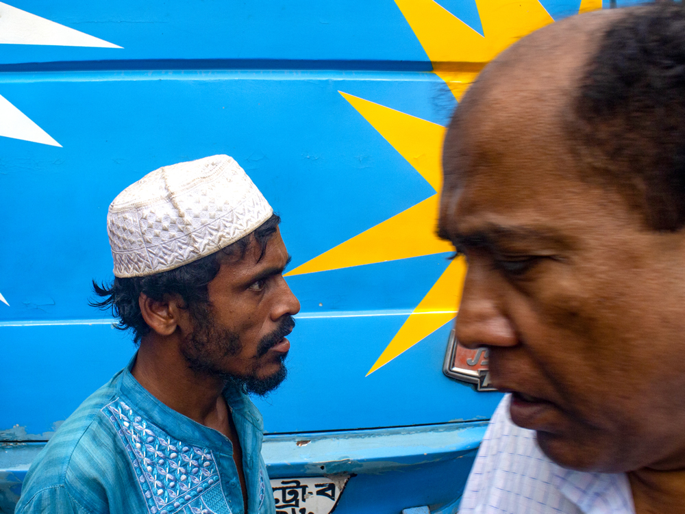 The Bus Stands In The Eyes Of Street Photography By Ab Rashid